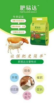 山东临汾牛吃什么长得快瘦牛催肥偏方谊鑫肥易达效果如何