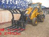 養殖草場專用920加高臂抓草機加高臂鏟車中首重工直銷