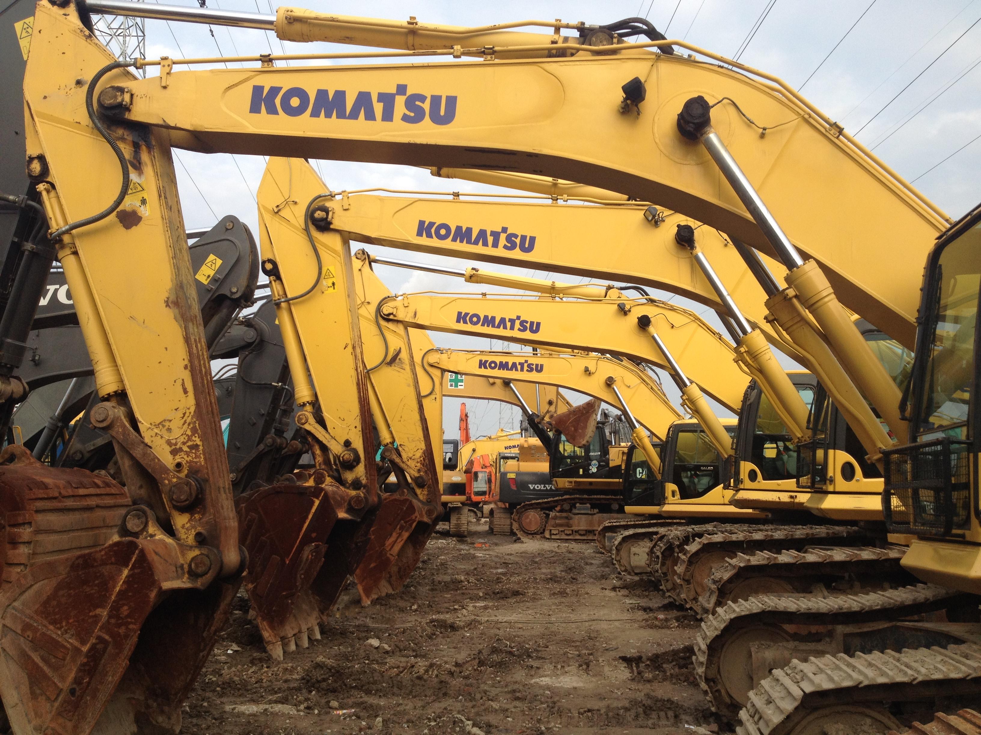 低价出售二手小松360等型号挖掘机
