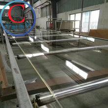 透明PVC板材厚度5㎜8㎜10㎜现货批发PVC透明板透明PVC板图片