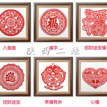 剪纸、泥塑、皮影、屏风、青铜器、麦秆烫画、马勺脸谱等文化艺术品