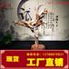 广州哪有卖崖柏根雕摆件弥勒佛财神关公达摩弥勒摆件的工艺品