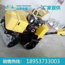 手扶式双钢轮压路机型号厂家图片