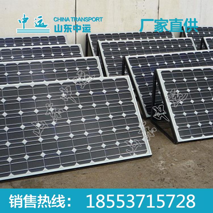 生产太阳能电池板图片