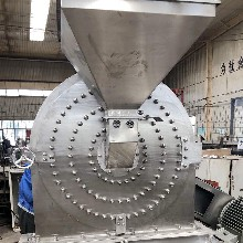 不銹鋼大米磨粉機圖片