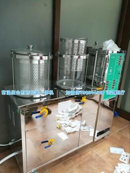 中药煎药包装机中药煎药包装一体多功能煎药包装机