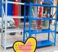 合肥超市货架合肥蓝色仓储货架合肥母婴店货架厂家全场免费送货安装