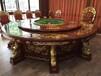 合肥厂家为'您'定制合肥圆形实木电动圆桌合肥多层折叠圆桌