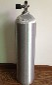 成都惊鲵潜水设备有限责任公司零售批发国产铝制12L潜水专用水肺气瓶图片