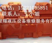 现代R215/230/220挖掘机液压泵维修液压配件图片