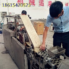 供應小型餅干成型機酥性/韌性餅干模具餅干生產線的價格圖片