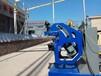 河北GBM-16D-R翻轉型自動行走鋼板坡口機
