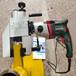 武汉专卖C型外卡管子倒角机麦太保坡口机外卡式坡口机