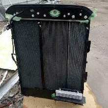 挖掘机配件PC55MR-2水箱散热器总成挖机配件济宁宁松