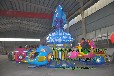 河南郑州航天游乐设备厂桑巴气球儿童游乐设备火爆上市性价比最高