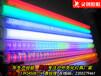 甘肃嘉峪酒店亮化绚丽多彩LED护栏管厂家,灵创照明