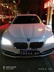 潍坊青州汽车灯光升级改装车亿鑫宝马五系改装氛围灯