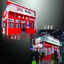 展台搭建.广州孕婴展展柜租赁.特装桁架搭建