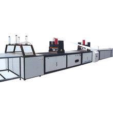 玻璃钢制造设备元裕玻璃钢拉挤缠绕设备受到加工商称赞玻璃钢拉挤设备价格