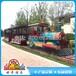 供应室内轨道小火车起伏观光火车新式儿童游乐设备直销