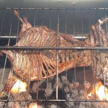 东莞黄江烤全羊,烤鳄鱼外卖。上门包办一条龙