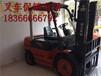 叉车内燃平衡重式叉车柴油叉车济南销售平衡叉车载重3吨3米