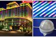 丽水LED数码管精彩纷呈灵创照明提供