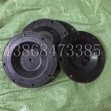 QBY10/15丁睛橡胶隔膜片夹布橡胶膜片外径140MM耐油量大有优惠图片