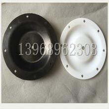 1寸气动隔膜泵配件286-008-365胜百德橡胶隔膜片图片
