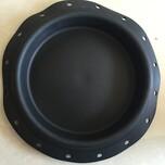 气动薄膜切断阀调节阀隔膜片盯睛橡胶膜片DN25-100图片