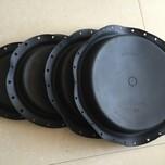 费希尔调节阀气动执行器配件进口气动阀门薄膜进口黑色橡胶膜片图片