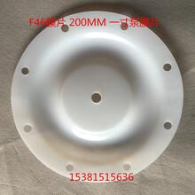 一寸英格索兰气动隔膜泵配件F46隔膜片93459-4耐腐蚀膜片图片