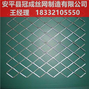 镀锌钢板网型号规格/热镀锌钢板网报价/冠成