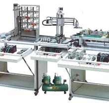 北京紫光基业ZGWWLX-1型现代物流仓储自动化实验系统图片