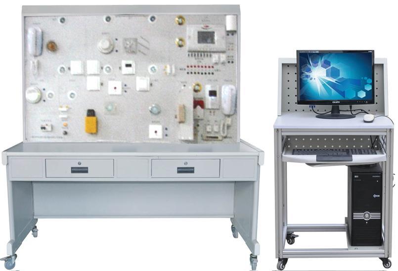 终端式ZG-Z1型智能家居系统实训装置