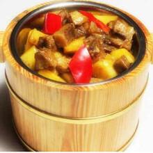 糯米鸡米饭做法培训,特色快餐创业项目