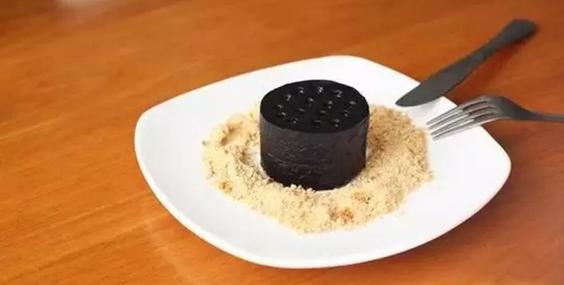 【网红食品,煤球蛋糕的做法,西点蛋糕培训】_