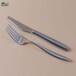 索途批發安徽合肥不銹鋼刀叉西餐餐具優質果叉沙拉叉勺酒店用品