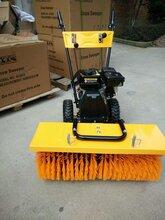 全自动手扶式除雪机/常用的除雪机图片/扫雪机的图片