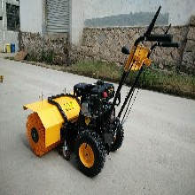 道路扫雪机/大型除雪设备/多功能道路扫雪机
