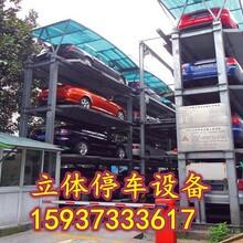 山东青岛立体停车场设备以安全高效闻名
