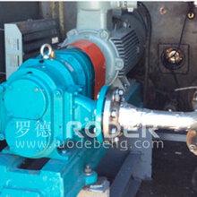 兰州转子泵厂家出售罗德凸轮转子泵图片
