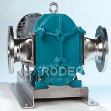 凸轮转子泵纸浆泵非离心泵-沈阳罗德凸轮转子泵图片