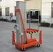 单住铝合金升降机\双柱铝合金升降机\多柱铝合金升降机的价格