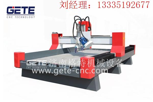 丽江石材加工机械45度切割锯石材雕刻机雕刻机厂/加工刀具