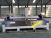 石英石橱柜台面圆弧挡水数控加工设备-格特重庆石英石加工中心基地