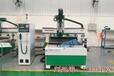 秦皇島櫥柜門板加工專用數控雕刻機格特木工加工中心價格