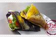 看!有你要加盟的特色小吃滨州果蔬煎饼特别适合几平米档口店