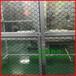 现货供应防静电窗帘pvc透明网格门帘优质防静电软帘0.3