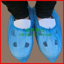 厂家直销批发塑料鞋套一次性CPE鞋套
